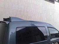 Opel Combo 2012+ гг. Рейлинги с спойлером HRV-type (под покраску)