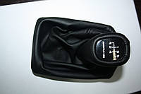 Mercedes E-klass W210 Чехол + ручка КПП с рамкой (AMG)