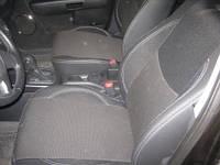 Kia Soul I 2008-2013 гг. Модельные чехлы из экокожи Premium
