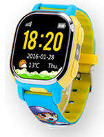 Детские часы Tencent PQ708 QQ Watch Smart GPS WIFI Camera