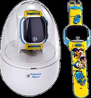 Детские часы Tencent PQ708 QQ Watch Smart GPS WIFI Camera Цветной, синий