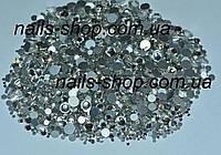 Камни Crystal микс размеров