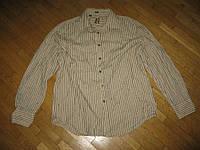Рубашка RIVER ISLAND, 100% хлопок, XL, как НОВАЯ!!