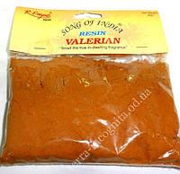 Смола ароматическая Valerian 60 грамм. Валериана