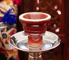 Запасная чашка для кальяна Коричневая