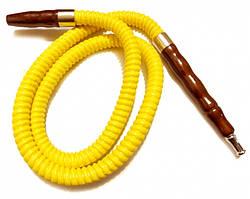 Запасной шланг для кальяна Желтый