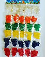 Гиганские шарики орбиз Orbeez-гидрогель XXL (4-6 см) 900 штук
