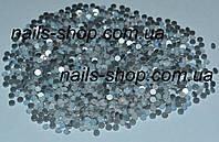 """Стразы стеклянные """"White opal"""" (аналог swarovski) ss4 (1,5 mm)"""