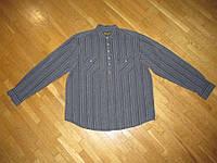 Рубашка ATLAS, 100% хлопок, XL, как НОВАЯ!!!
