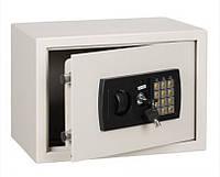 Мебельный сейф для бумаг Арсенал 22Е, электронный замок + мастер-ключ (2шт.), класс H0, анкера, коврик