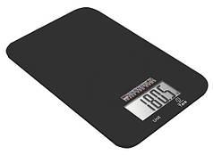 Весы кухонные Grunhelm KES-1RB (черные)