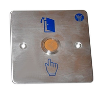 Кнопка выхода Exit-807(Led)