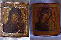 Реставрационные работы,иконы,картины,живопись
