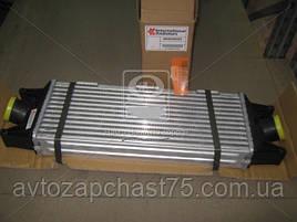Радиатор интеркулера  IVECO DAILY  99- производство Van Wezel)