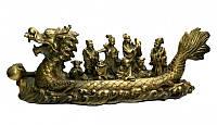 Лодка - дракон с восмью бессмертными