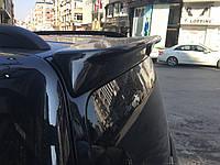 Volkswagen Caddy 2004-2010 гг. Спойлер Калин (под покраску)