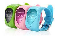 Водостойкие детские часы GOGPS K90 с GPS треком настройка в подарок