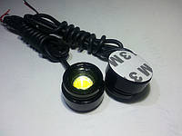 Дневные ходовые огни MC-DRL-20-1 (out diam: 25mm  H:15mm) 2*1 pcs high power led  1,5W/LED