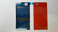 Крышка задняя Sony Xperia Z3  Compact, D5803 оранже.