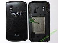 Крышка задняя LG E960, Nexus 4  с антенной original.