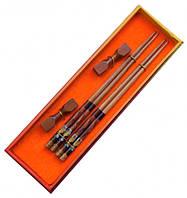 Палочки для еды деревянные 2 пары №11