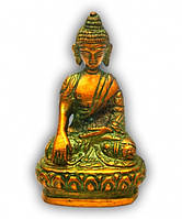 Статуэтка бронзовая Будда Акшобхья
