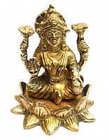Статуэтка бронзовая Лакшми