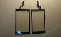 Сенсорное стекло LG P880  Optimus 4X HD черное orig.