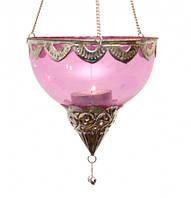 Светильник в арабском стиле Арт.6980 Розовый