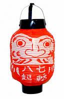 Фонарик японский садовый бумага + пластик №1
