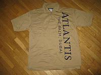 Тенниска ATLANTIS PALM DUBAI, 100% хлопок, S-М
