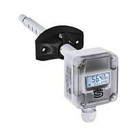 KAVTF-U_DISPLAY -  датчики влажности канальный с дисплеем