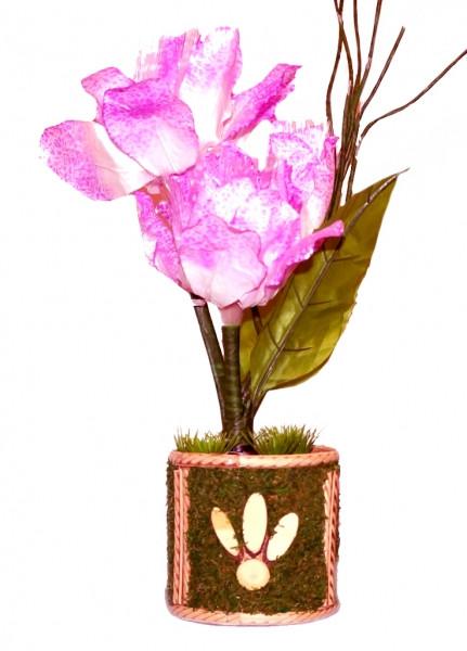 """Светильник - ночник """"Живой цветок"""" №3"""