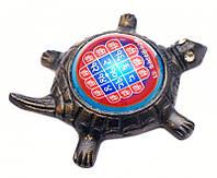 Курма Мано Камна Янтра (янтра на черепахе) бронза