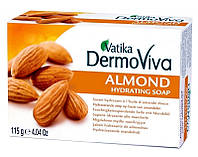 Мыло DermoVita Almond 115gm. ОАЕ