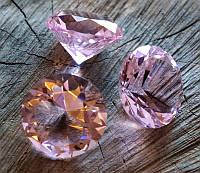 Кристал стекло Розовый