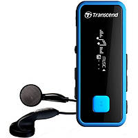 MP3-флэш плеер Transcend T-Sonic 350 8 GB Blue