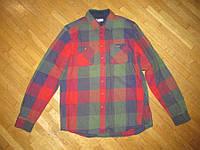 Рубашка DISSAMANN, 100% хлопок, L, хорошем сост