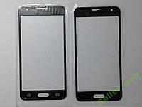 Стекло Samsung A300, Galaxy A3  черное original.