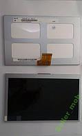 Дисплей (экран) Acer B1-A71  original