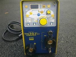 Сварочный инвертор для аргонодуговой сварки GYSMI 167 DC HF