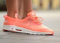 Кроссовки женские Nike Air Max Thea Pink (в стиле найк аир макс)