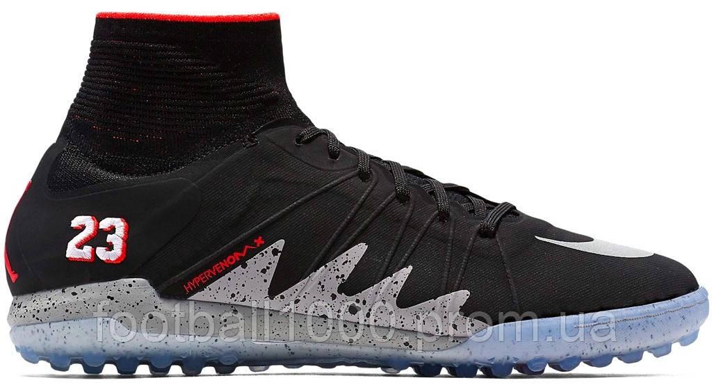 05b3567f Сороконожки Nike Jordan x Neymar HyperVenomX Proximo II TF 820134-006, ...
