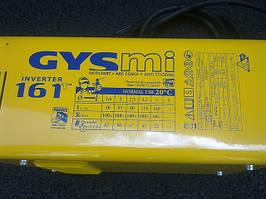 Инвертор сварочный Gysmi 161