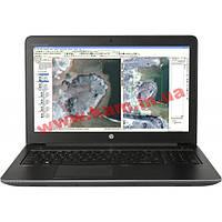 """Ноутбук 17.3"""" FHD i7-6700HQ 8G B(2x4) ZTD256GB M3000 W10p64 HP Zbook 17 G3 (T7V63EA)"""