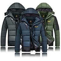Теплые мужские куртки JACK WOLFSKIN. Очень хорошее качество. Стильный дизайн. Купить онлайн. Код: КДН652