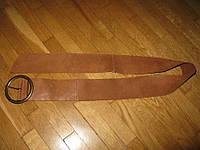 Ремень кожаный DOROTHY PERKINS, длина 112 см
