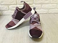 Кроссовки женские Adidas Tubular Runner Cherry (адидас)