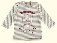 Джемпер для мальчика ТМ Ля-Ля, интерлок (артикул 3Т090)