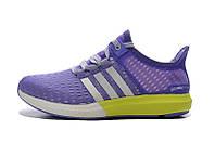 Кроссовки женские Adidas Adidas Gazelle Boost Purple (адидас)